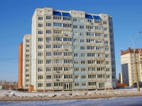 Togliatti, Marshal Zhukov st, house 54. Apartment house