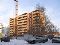 Тольятти, улица Маршала Жукова, дом 40Б. многоквартирный дом