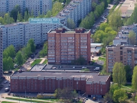 Togliatti, Marshal Zhukov st, house 40Б. Apartment house