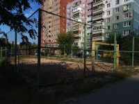 Тольятти, улица Маршала Жукова. спортивная площадка