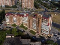 Togliatti, st Marshal Zhukov, house 1Б. Apartment house