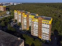 Togliatti, Marshal Zhukov st, house 3В. Apartment house