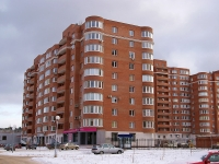 Togliatti, Marshal Zhukov st, house 8. Apartment house