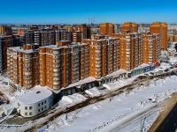 Тольятти, улица Маршала Жукова, дом 8. многоквартирный дом