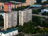 Togliatti, Marshal Zhukov st, house 12. Apartment house