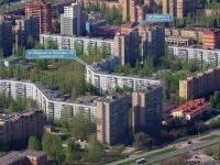 Тольятти, улица Маршала Жукова, дом 22. многоквартирный дом
