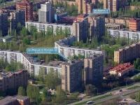 Тольятти, улица Маршала Жукова, дом 32. многоквартирный дом