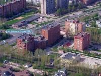 Тольятти, улица Маршала Жукова, дом 35Б. офисное здание