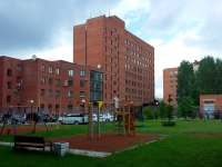 Togliatti, Marshal Zhukov st, house 35. office building