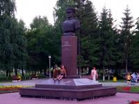 Togliatti, monument Жукову Г.К.Marshal Zhukov st, monument Жукову Г.К.