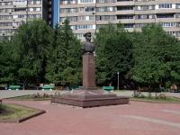 улица Маршала Жукова. памятник Жукову Г.К.