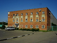 neighbour house: st. Zastavnaya, house 7. industrial building