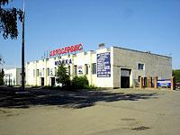 Тольятти, улица Заставная, дом 9А. многофункциональное здание