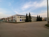 neighbour house: st. Zastavnaya, house 9. industrial building