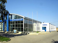 Togliatti, Zastavnaya st, house 15. automobile dealership