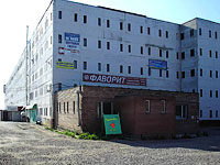 neighbour house: st. Zastavnaya, house 24. garage (parking)