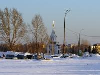 Тольятти, храм Во имя Сятого Архистратига Божия Михаила, улица Заставная, дом 2А