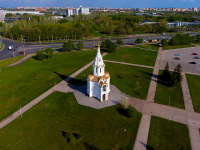 улица Заставная, дом 2А. часовня Во имя Сятого Архистратига Божия Михаила