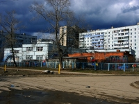 Тольятти, улица Зеленая, дом 11. детский сад