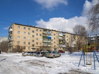 Togliatti, Zelenaya st, house 4. Apartment house