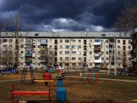 Тольятти, улица Зеленая, дом 10. многоквартирный дом