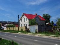 Тольятти, улица Интернациональная, дом 96. индивидуальный дом