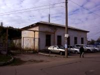 Тольятти, улица Калинина, дом 75. неиспользуемое здание