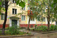 Togliatti, Karbyshev st, house 8. Apartment house