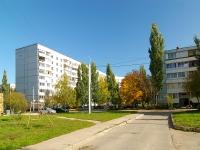 Тольятти, улица Карбышева, дом 13. многоквартирный дом