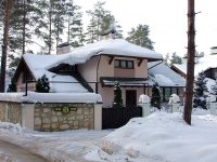 Togliatti, Komzin st, house 8Д. Private house