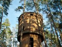 Togliatti, vacant building башняKomzin st, vacant building башня