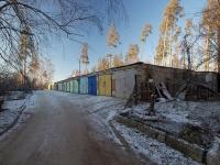 Тольятти, улица Комзина. гараж / автостоянка