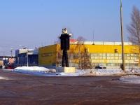 Тольятти, улица Коммунальная, дом 16 с.1. многофункциональное здание