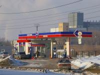 """Тольятти, автозаправочная станция """"ГАЗПРОМ"""", улица Коммунальная, дом 36Г"""