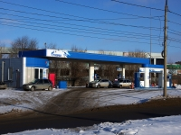 "neighbour house: st. Kommunal'naya, house 36Г. fuel filling station ""ГАЗПРОМ"""
