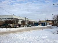 Тольятти, улица Коммунальная, дом 16Б. производственное здание