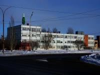 "neighbour house: st. Kommunal'naya, house 42. integrated plant комбинат шампанских вин и коньяков ""Росинка"""