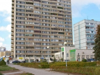 Togliatti, Kommunisticheskaya st, house 41. Apartment house