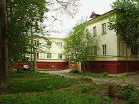 Togliatti, Kommunisticheskaya st, house 61. Apartment house