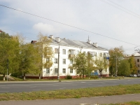 neighbour house: st. Kommunisticheskaya, house 71. Apartment house