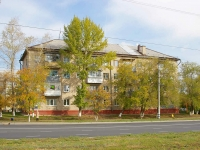 Togliatti, Kommunisticheskaya st, house 77. Apartment house