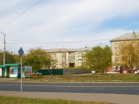 Togliatti, Kommunisticheskaya st, house 83А. Apartment house