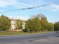 neighbour house: st. Kommunisticheskaya, house 89. Apartment house