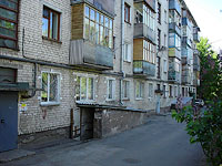 Togliatti, Kommunisticheskaya st, house 91. Apartment house