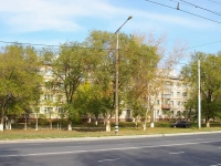 neighbour house: st. Kommunisticheskaya, house 95. Apartment house