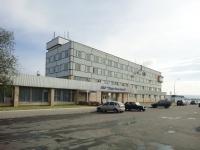 "Togliatti, office building ОАО ""Порт Тольятти"", Kommunisticheskaya st, house 96"