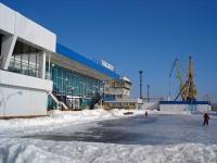 陶里亚蒂市, 火车站 Речной вокзал Тольятти, Kommunisticheskaya st, 房屋 94