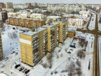 neighbour house: st. Kommunisticheskaya, house 38. Apartment house