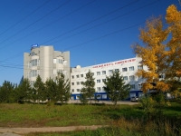 Togliatti, Komsomolskaya st, house 88. office building