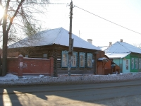 Togliatti, Komsomolskaya st, house 117. Private house